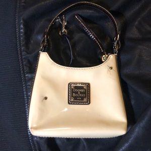 Dooney and Bourke Miniature purse bag